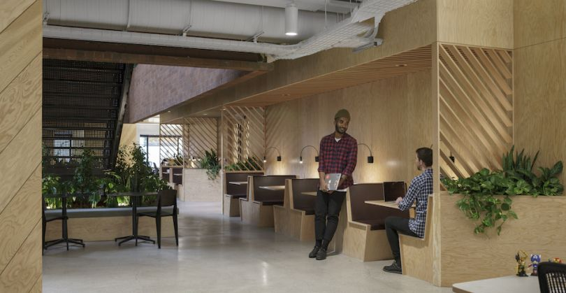 Airbnb Opens Large New Seattle Office Built In Seattle