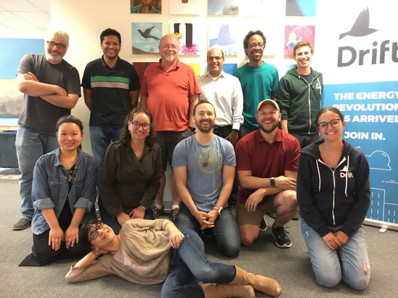 drift energy tech startup seattle