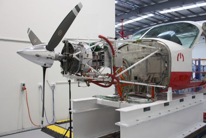 Magnix Seattle Tech Aviation Aeroe