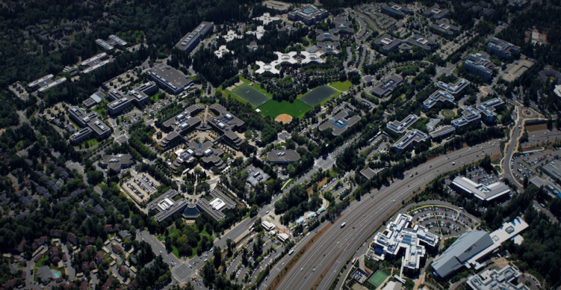 A Guide To The Microsoft Redmond Campus | Built In Seattle